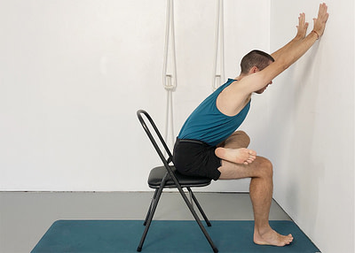 Yoga For The Gluteals