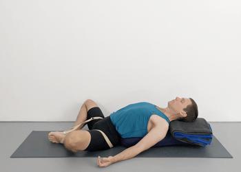 restorative poses in 45 minutes  weekly intermediate
