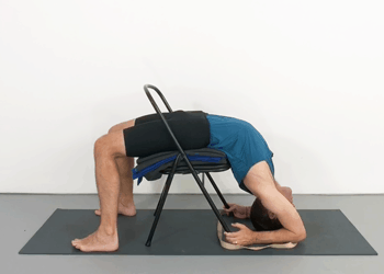 iyengar yoga backbend sequence  weekly advanced class 93