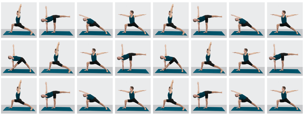 Online Yoga Videos Iyengar Yoga Classes Yoga Selection