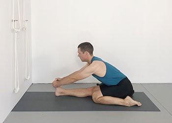 forward bends in 45 minutes  weekly intermediate class