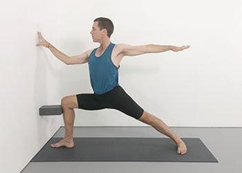 knee care  backbends  weekly advanced class 112  yoga