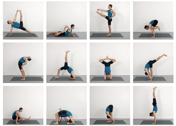 advanced pose library  yoga selection