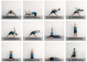 yoga for poor posture  yoga selection