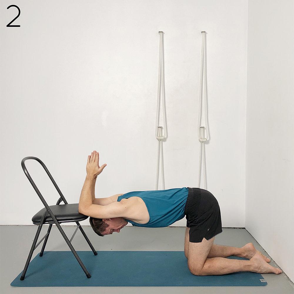 head balance preparation