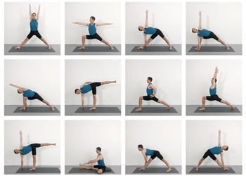 beginner pose library  yoga selection