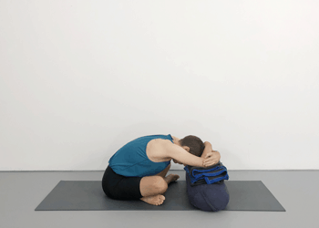 restorative yoga poses  weekly intermediate class 36