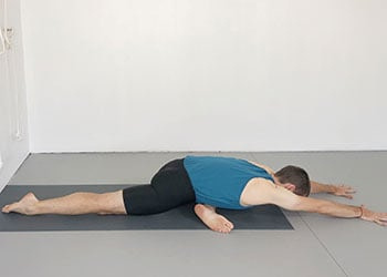 yoga poses for the piriformis  weekly intermediate class