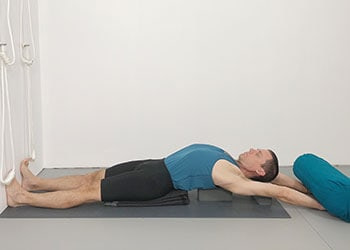 yoga poses for the neck  upper back  weekly advanced