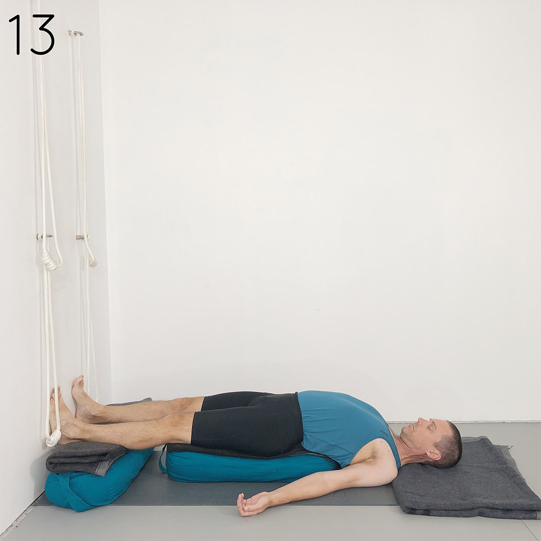 coronavirus yoga sequence