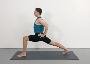 standing poses in 30 minutes  weekly intermediate class