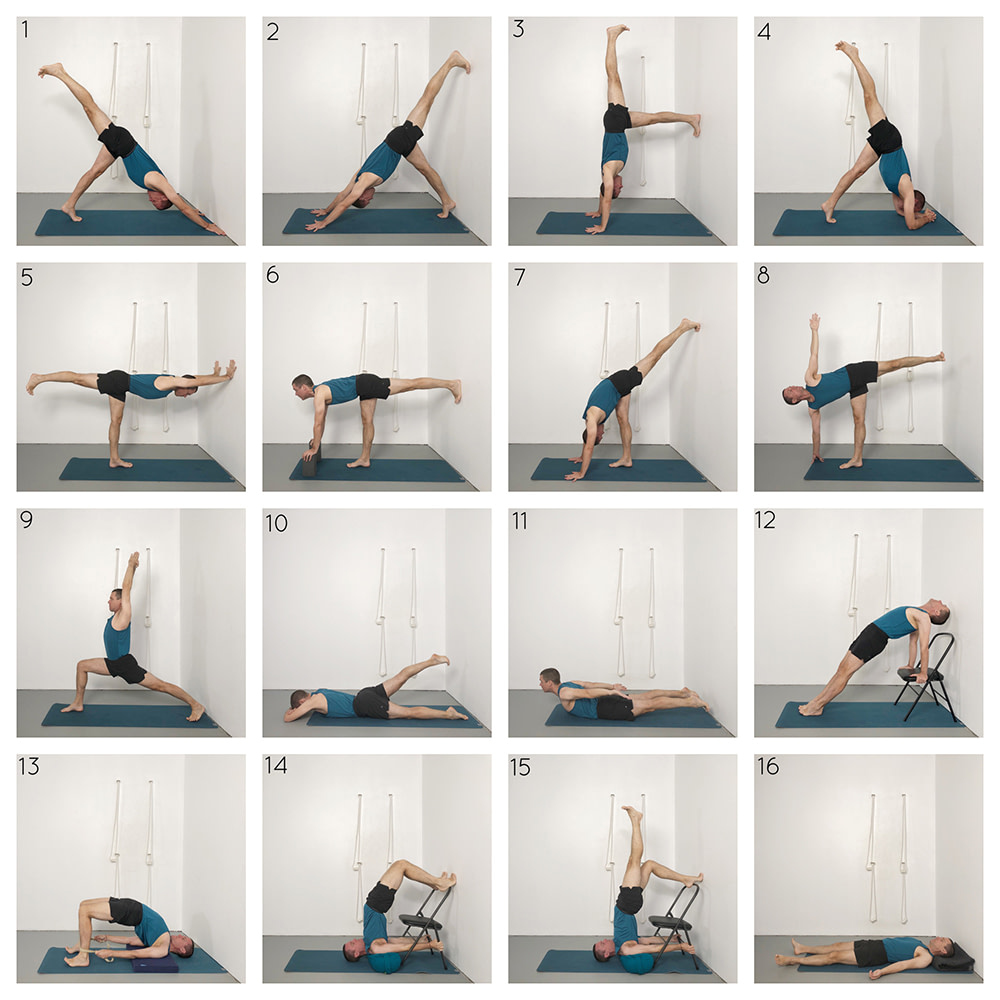 Gluteal Strengthening Poses