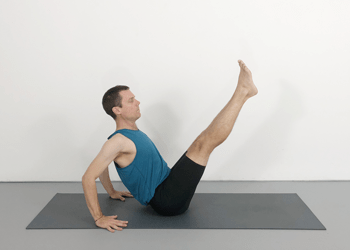 legs and abdominals  weekly intermediate class 37  yoga