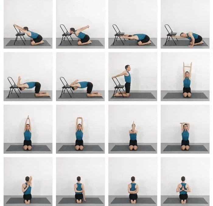 Iyengar Yoga Poses For Shoulders