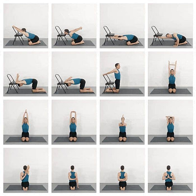 Iyengar Yoga Poses For Shoulders
