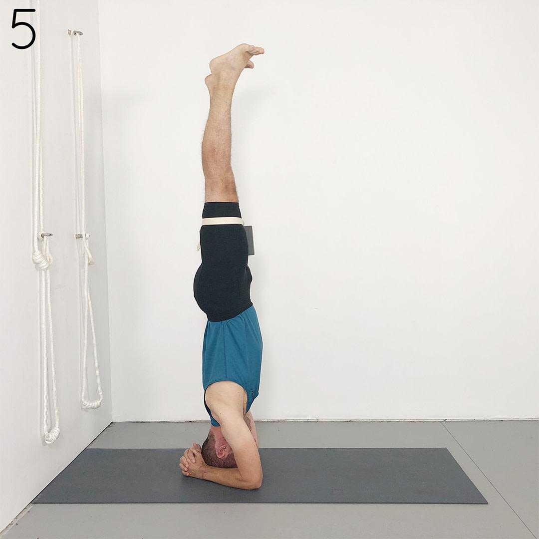 iyengar yoga COVID-19
