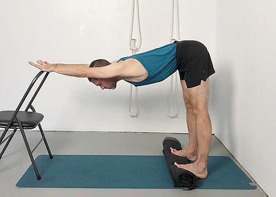 yoga for the calf muscles