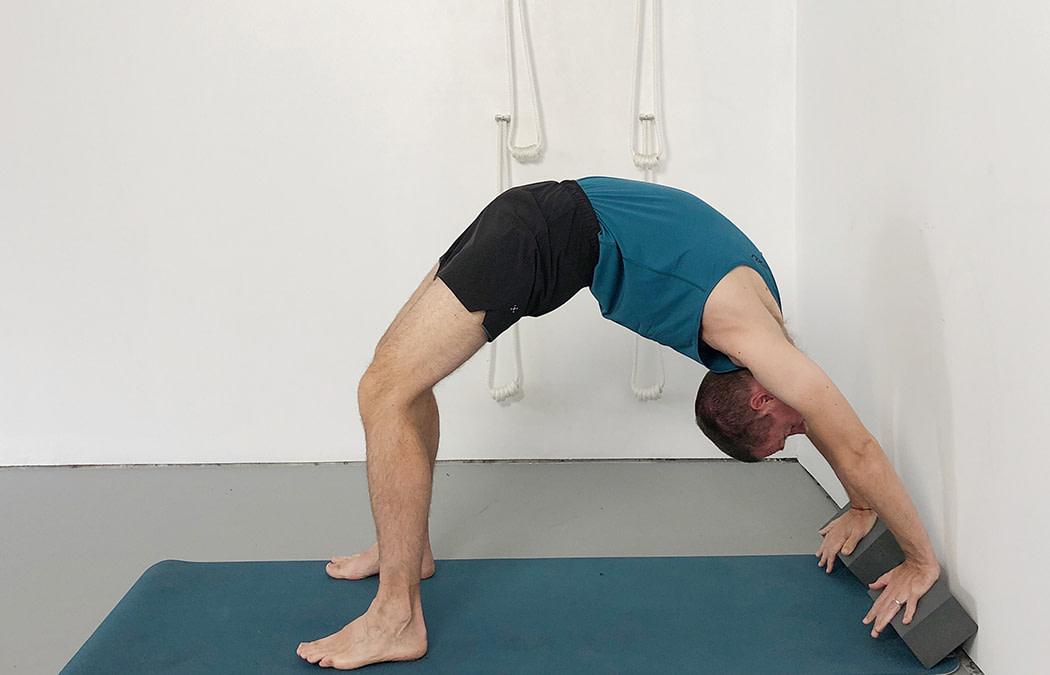 Urdhva Dhanurasana (Upward Bow Pose)