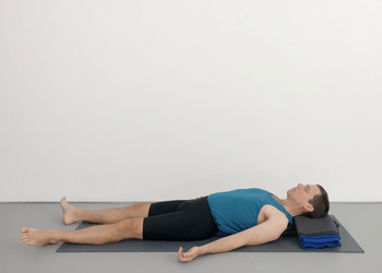 supine pranayama  weekly advanced class 40  yoga selection