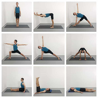 10 Poses In 15 Minutes To Kickstart Your Practice