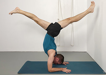 advanced course  yoga selection