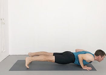 vinyasa sequence with standing poses forward bends