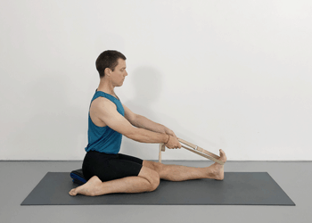 forward bends for tight hamstrings  weekly intermediate