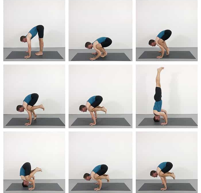 Bakasana – How To Do Bakasana From An Iyengar Perspective