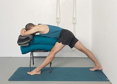 restorative forward bends
