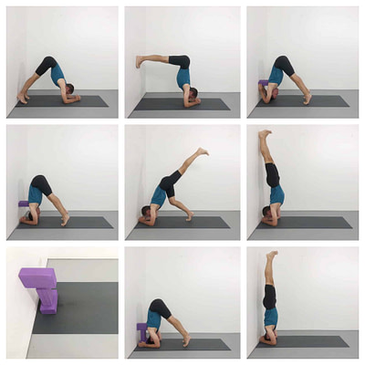 How To Do Sirsasana (Headstand) Step By Step
