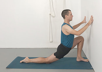 yoga poses for hip flexors  weekly intermediate class 169