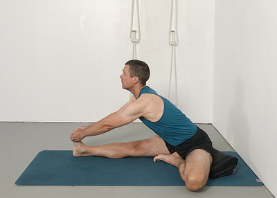 Janu Sirsasana (Head to Knee Pose)