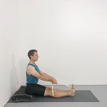 dandasana beginner iyengar yoga pose
