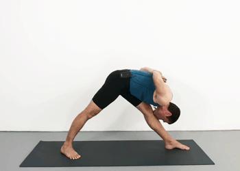 iyengar yoga standing pose sequence  weekly advanced