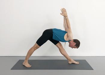 standing shoulder poses  weekly intermediate class 56