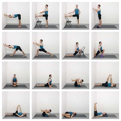 Iyengar Yoga For Runners