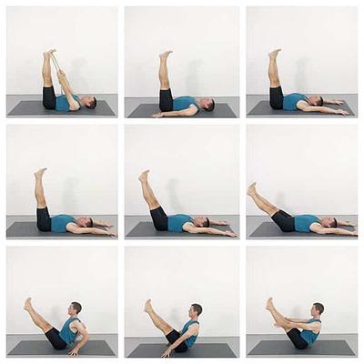Yoga Poses For Abdominal Strength