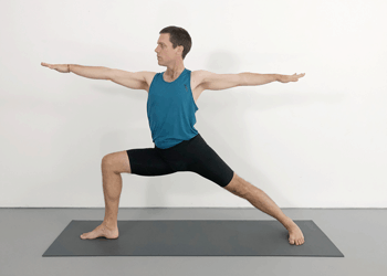 core standing poses  weekly intermediate class 84  yoga