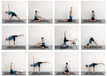 beginner extension yoga poses