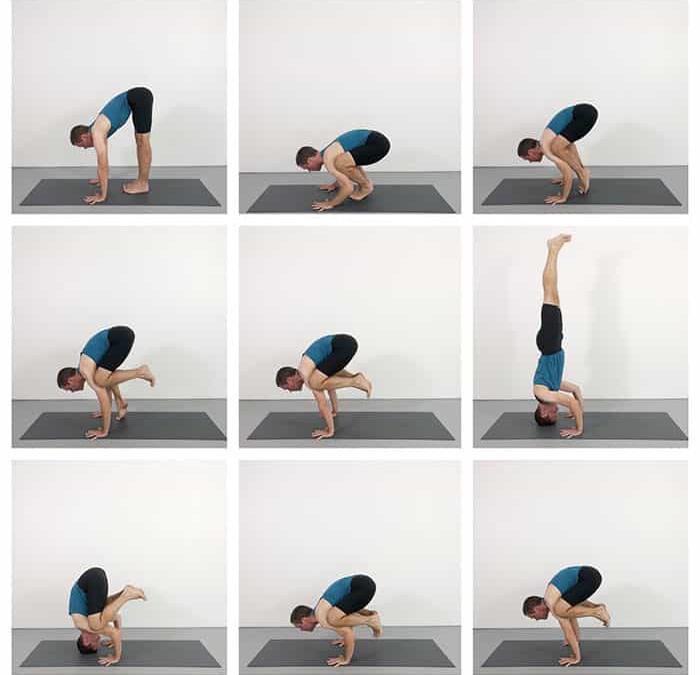 Bakasana – How To Do Bakasana (Crane/Crow Pose) From An Iyengar Perspective